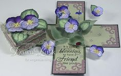LSC246 Thankful for a Friend Like You by DawnL - Cards and Paper Crafts at Splitcoaststampers