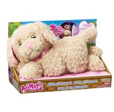 BARGAIN Animagic Night Night Puppy JUST £9.99 At Amazon - Gratisfaction UK Bargains #kids #bargains