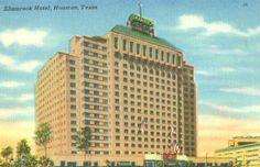shamrock hotel houston