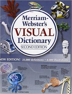 Amazon.com: Merriam-Webster's Visual Dictionary (9780877791515): Jean Claude Corbeil: Books