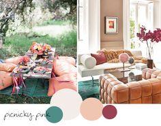HvH Interiors: Summer Inspired Colour Palettes for Interiors
