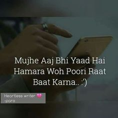 Missinggg those days. Desi Quotes, Urdu Quotes, Qoutes, Sad Love Quotes, Girly Quotes, What Is Love, My Love, Heart Touching Lines, I Miss U