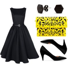 What To Wear On a Night Out to the Theater - Keably :: Outfit Inspiration by the Occasion
