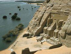 Preciso conhecer o Egito.