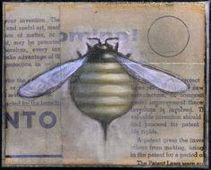 Bee of Invention by SethFitts.deviantart.com on @deviantART