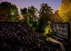 The best way to watch a #movie - Luna Cinema.