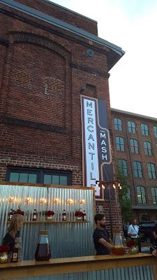 Mercantile and Mash, Charleston restaurant, bar, and event space