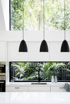 Kitchen | Allen Key House by Architect Prineas | est living