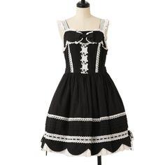 http://www.wunderwelt.jp/products/detail7328.html ☆ ·.. · ° ☆ ·.. · ° ☆ ·.. · ° ☆ ·.. · ° ☆ ·.. · ° ☆ Rose lace jumper skirt BABY THE STARS SHINE BRIGHT ☆ ·.. · ° ☆ How to order ↓ ☆ ·.. · ° ☆ http://www.wunderwelt.jp/user_data/shoppingguide-eng ☆ ·.. · ☆ Japanese Vintage Lolita clothing shop Wunderwelt ☆ ·.. · ☆ #sweetlolita