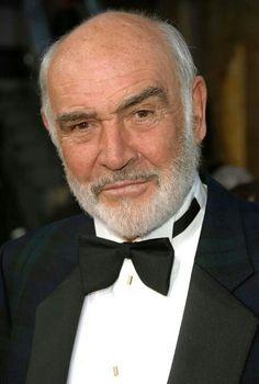 My name is Bond! Yep, James Bond...Sean Connery @ 83years today 08/26/2013