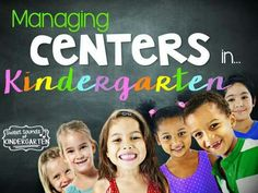 Centers don't have to be intimidating! Click through for some great tips and tricks for managing centers in kindergarten. Kindergarten Centers, Teaching Kindergarten, Literacy Centers, Teaching Ideas, Literacy Stations, Teaching Art, Kindergarten Classroom Management, School Classroom, Classroom Ideas