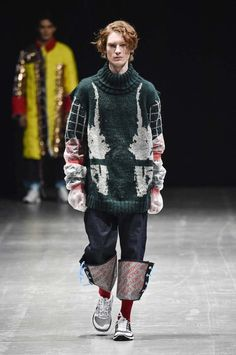 Male Fashion Trends: Via Design Fall-Winter 2017 - Copenhagen Fashion Week