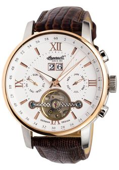 Ingersoll IN6900RWH Grand Canyon Automatic Brown