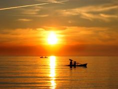 Kincardine, Ontario, Canada ...has some of the world's most beautiful sunsets.