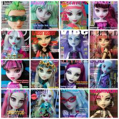free printables for monster high dolls and dollhouses