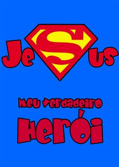 Children's Ministry Resources: EBF - The greatest superhero in the world days) - Einrichtungsstil
