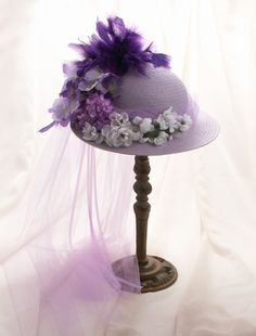 1000 images about tea party on pinterest victorian tea for How to decorate a hat for a tea party