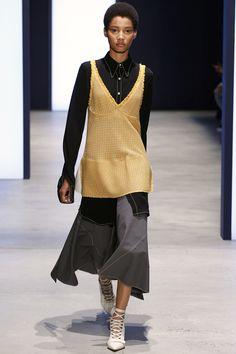 Derek Lam ... #NYFW #NewYork #fashionweek #fashion #SS16 #RTW