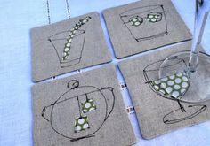 Four Coasters (inspiring)