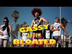 """LMFAO - Sexy and I Know It (Parody) """"Gassy and I'm Bloated"""""""