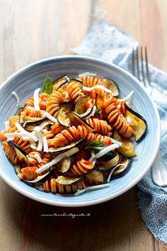 Pasta alla norma : Ricetta originale della pasta alla siciliana