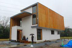CLT和兩個由四六層實驗室建設完成 - 住宅前列Kodawa報告 - 日經房屋搜索