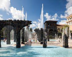 The Four Seasons Orlando Splash Zone - Luxury Family Travel News & Discoveries for 2015 via @ciaobambino