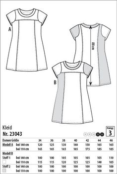 Dress - 23043 - Fabric & Style example at https://www.flickr.com/photos/rosa-p/5238003395/