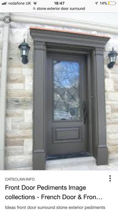 front doors for homes | doors this door also has a vinyl decorative ...