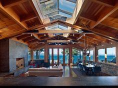 Lake Tahoe Residence - contemporary - living room - other metro - jones | haydu