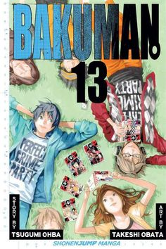 By the creators of Death Note! The mystery behind manga-making revealed! Reads R to L (Japanese Style) for audiences T. Average student Moritaka Mashiro enjoys drawing for fun. When his classmate and