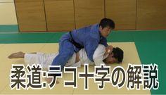 柔道:テコ十字の解説