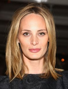 The 20 Hottest Shoulder-Length Hairstyles: Lauren Santo Domingo's Chop Hairstyle