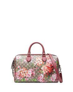 9a98e3ac893 Gucci+Blooms+Gg+Supreme+Top+Handle+Bag Gucci Handbags