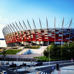 National Stadium in Warsaw! Great place for conference, event, gala dinner or product launch on the football field.