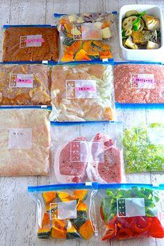 冷蔵庫にあると心強い時短料理のための仕込みレシピ帖