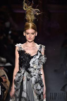 Frank Sorbier Printemps-été 2015 - Haute couture…