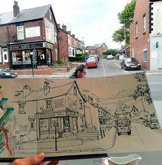 Lynne Chapman - An Illustrator's Life For Me!
