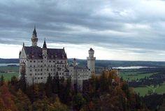 NEUSCHWANSTEIN.... http://www.iviaggidelgoloso.net/2014/06/castello-di-neuschwanstein.html