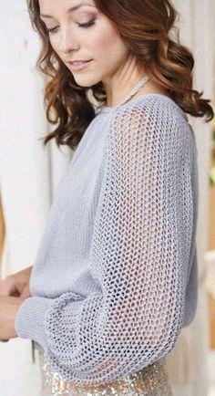 Summer Knitting, Lace Knitting, Knitting Patterns, Beanie Hats For Women, Kurti Patterns, Cardigan Pattern, Embroidery Designs, Crochet Top, Ideias Fashion