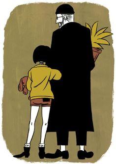 Leon and Matilda