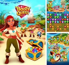 Booty quest: Pirate match 3 Hack is a new generation of web based game hack, with it's unlimited you will have premium game resources in no time, Game Resources, Match 3, Online Games, Pirates, Fans, Android, Booty, Change, Swag
