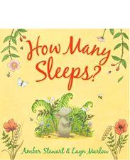 How many sleeps? STEWART, Amber; MARLOW, Layn (il.)