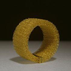 giovanni-corvaja-knitted-22k-gold-bracelet