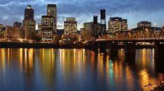 Portland de nuit