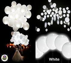Party Tonight 15 Pk Balloons White Colors : LED Balloons. Great for All Occasions: Wedding ,Birthdays, Holidays, Anniversary & Gift For Kids! Enjoy The Ultimate Balloons For Any Party - https://www.partysuppliesanddecorations.com/party-tonight-15-pk-balloons-white-colors-led-balloons-great-for-all-occasions-wedding-birthdays-holidays-anniversary-gift-for-kids-enjoy-the-ultimate-balloons-for-any-party.html