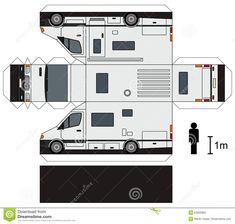 Download Paper Model Caravan Cartoon Vector via CartoonDealer. Paper Model White Motorhome. Zoom into our collection of high-resolution cartoons, stock photos and vector illustrations. Image: 83402893