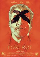 Foxtrot Movie Poster 2