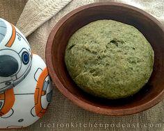 Jakku Ration Bread recipe from the Fiction Kitchen Podcast!