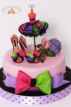 This domain may be for sale! Pretty Cakes, Beautiful Cakes, Amazing Cakes, Fruit Birthday Cake, Birthday Cakes For Women, Cupcakes, Cupcake Cakes, Cake Ball Recipes, Fashion Cakes